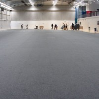 2000M2 HALL NEARLY DONE 845AM