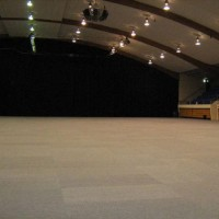 Temporary Hall Flooring Cover / Protection by Smartsquare